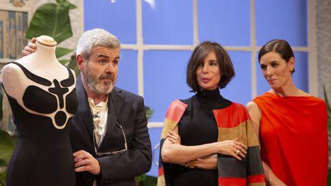 Lorenzo Caprile, desquiciado en el estreno de 'Maestros de la costura 2'