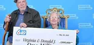 Post de El peculiar sueño de una pareja de ancianos que ganaron la lotería