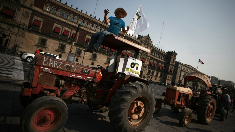 Recoger la lluvia, la revolución verde que cambia vidas en México