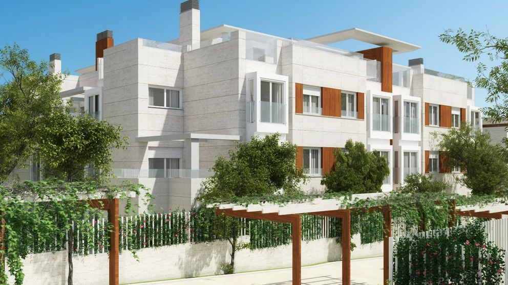 El fondo HMC y la gestora Momentum compran tres suelos en Madrid
