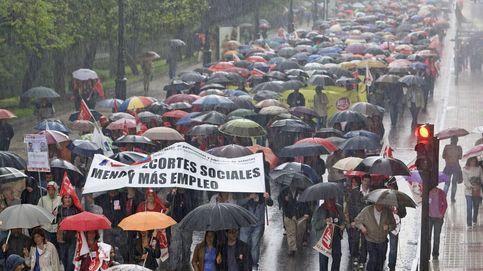 Las pensiones y el paro sostienen la economía de todo el oeste de España