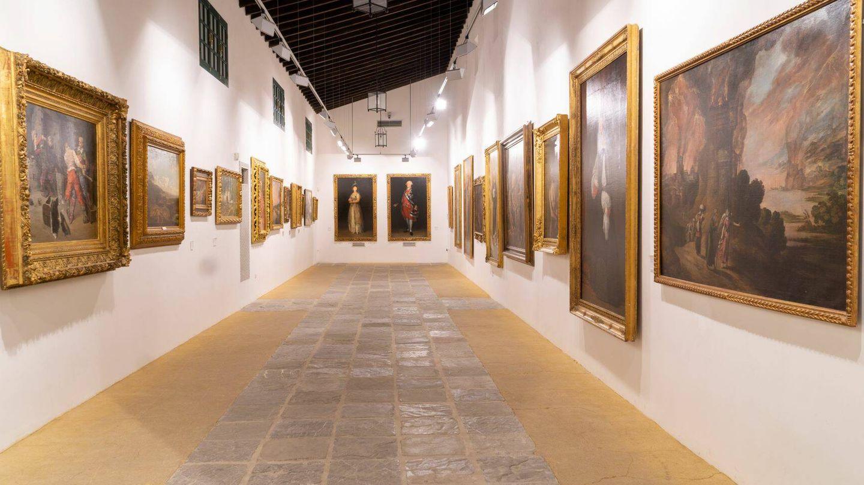 Pinacoteca Bodegas Tradición.
