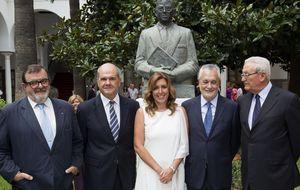 Díaz compone con hermetismo su 'orquesta' de Gobierno en la Junta