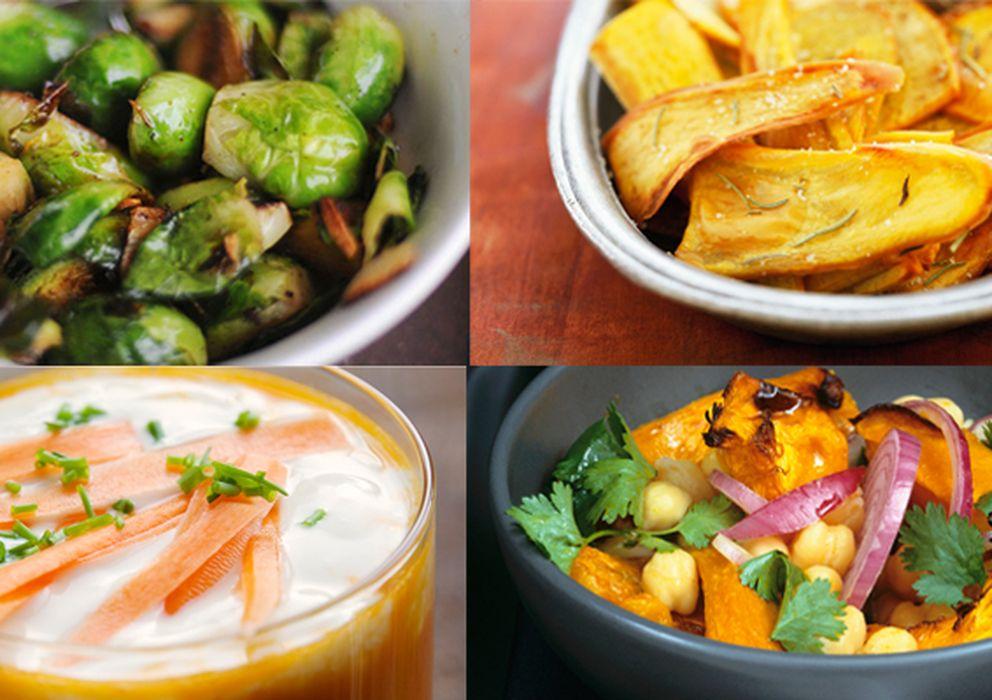 Recetas cuatro ideas para comer sano r pido y sin que - Que hago de comer rapido y sencillo ...