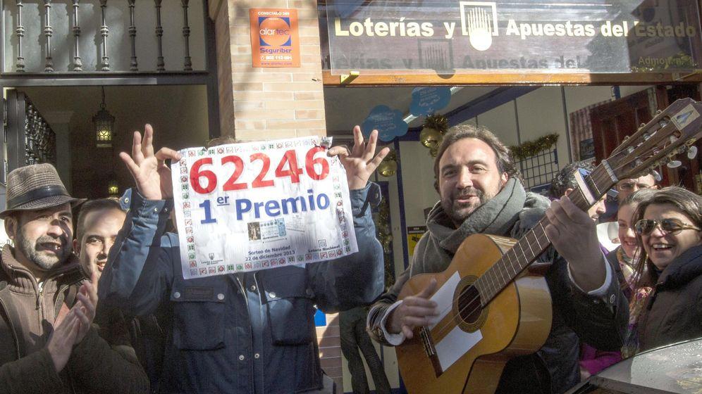 Foto: Los premios de la Lotería se podrán cobrar el mismo día
