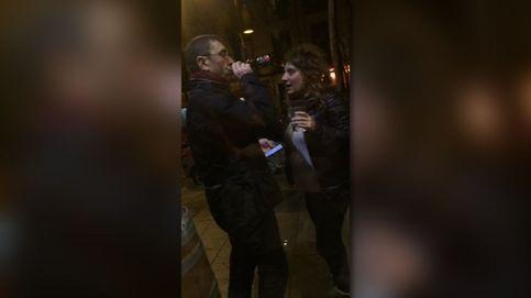 Así disfruta Juan Carlos Monedero de la noche madrileña