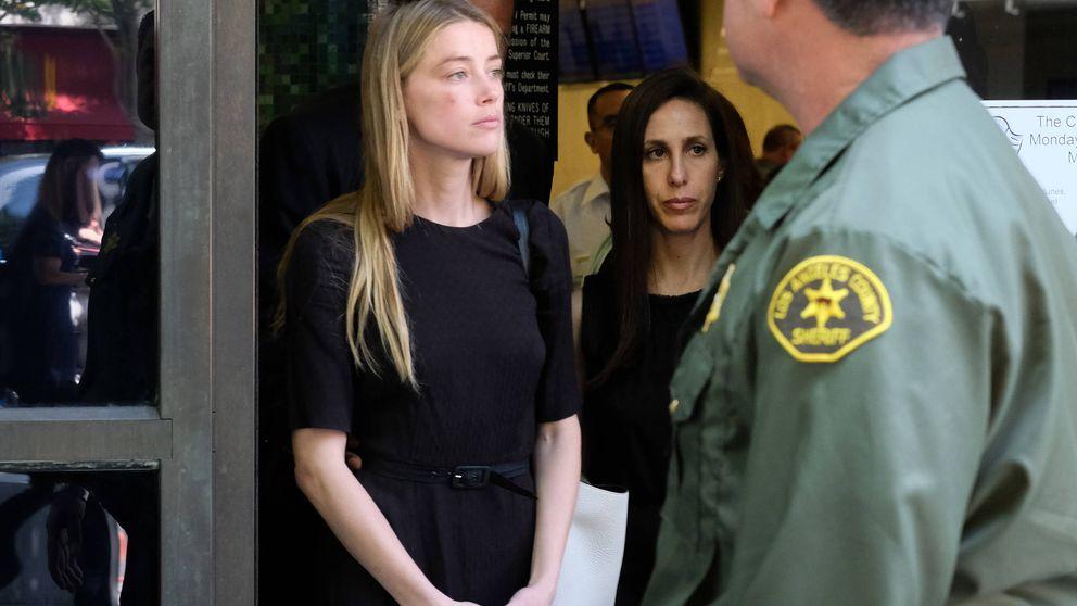 Amber Heard llama a la policía para echar a los empleados de Johnny Depp