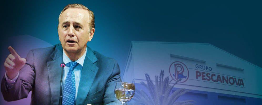 Foto: El expresidente de Pescanova Manuel Fernández de Sousa. (EC)