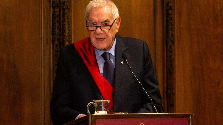 El candidato a la alcaldía de Barcelona por ERC Ernest Maragall. (EFE)