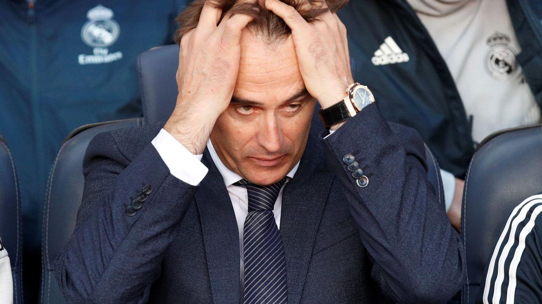 El despido de Lopetegui se cocinó en el descanso: Antonio Conte está al caer