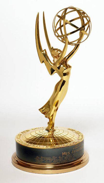 Foto: Estatuilla de los premios Emmy. (CC)