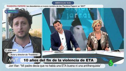 Un invitado de 'MVT' se revuelve contra Iñaki López: Esperpéntica entrevista