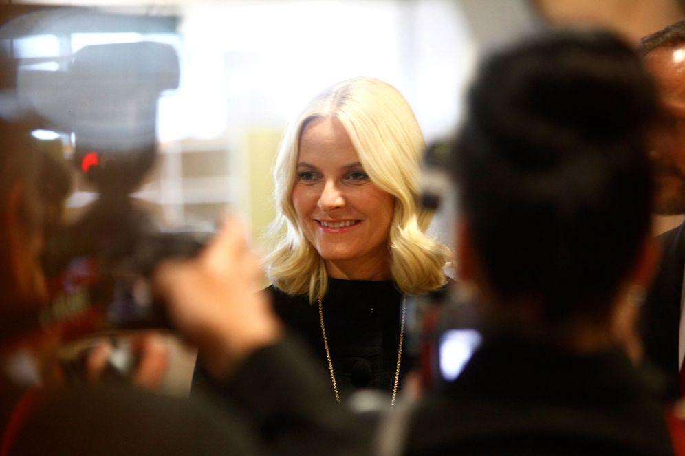 Foto: La princesa Mette Marit en una foto reciente. (EFE)