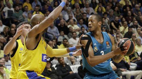 Randolph agrava el problema del Madrid: a los de Laso les ha mirado un tuerto