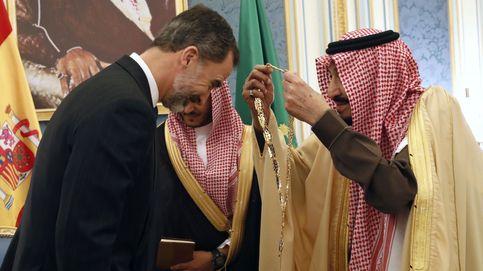 El Rey, ni está resfriado ni deserta de la política