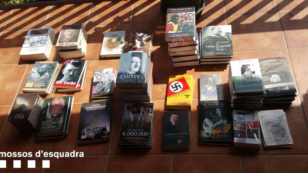 Los Mossos lanzan una operación contra la neonazi Librería Europa