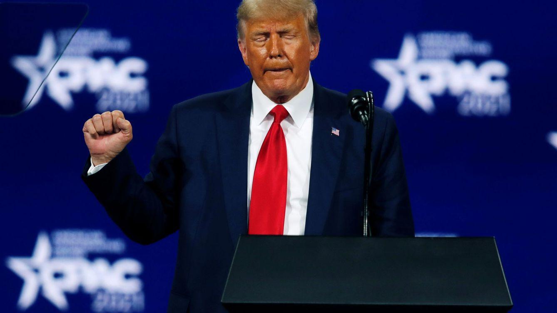 Trump crea 45office.com para continuar con su legado tras la suspensión de sus RRSS