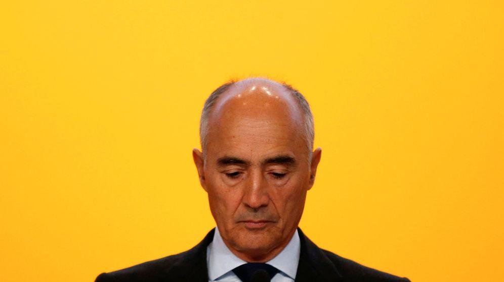 Foto: Rafael del Pino, presidente de Ferrovial (Reuters)
