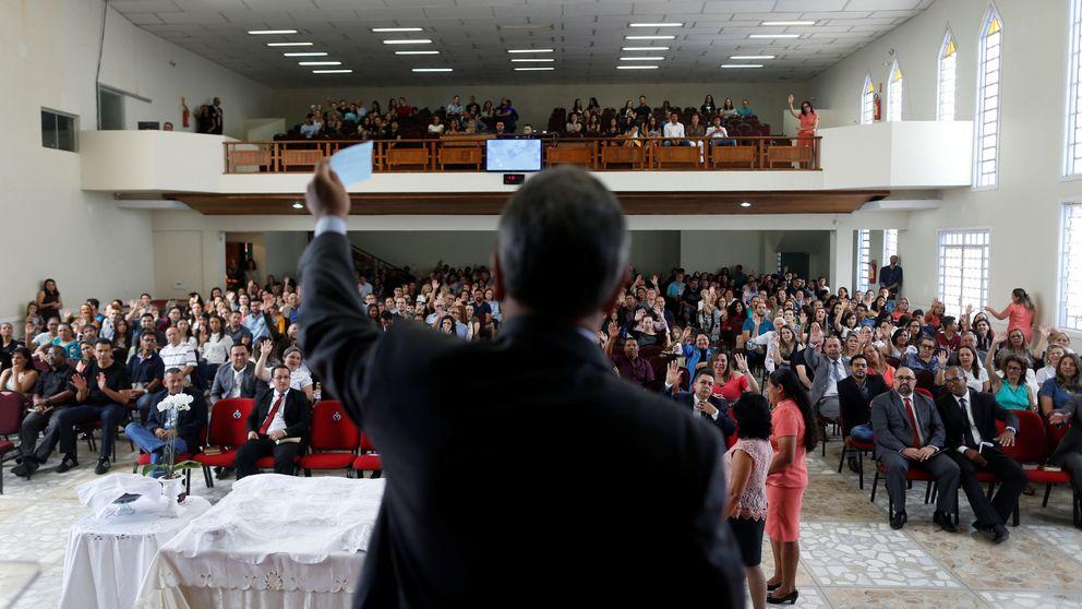 La 'bancada de la Biblia': los poderosos grupos evangélicos de Brasil tras el ascenso de Bolsonaro