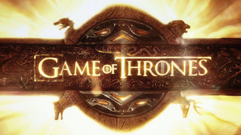 Logotipo de 'Juegos de Tronos'. (HBO)