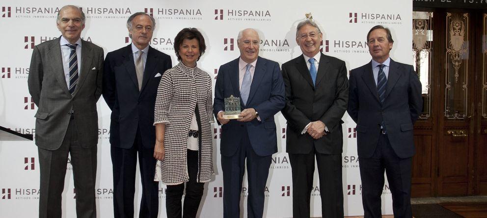 Hispania Activos, la filial cotizada de Azora, debuta en bolsa con un repunte del 3,2%