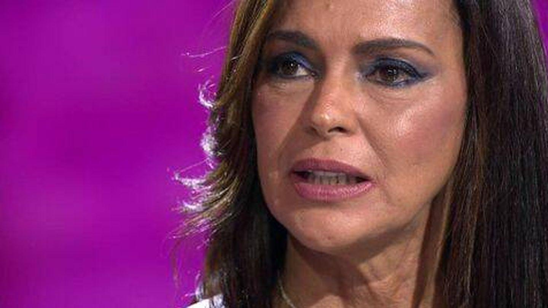 Olga Moreno, en 'Ahora, Olga'. (Telecinco)