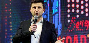 Post de El cómico Zelenski luchará por la presidencia de Ucrania tras ganar la primera vuelta