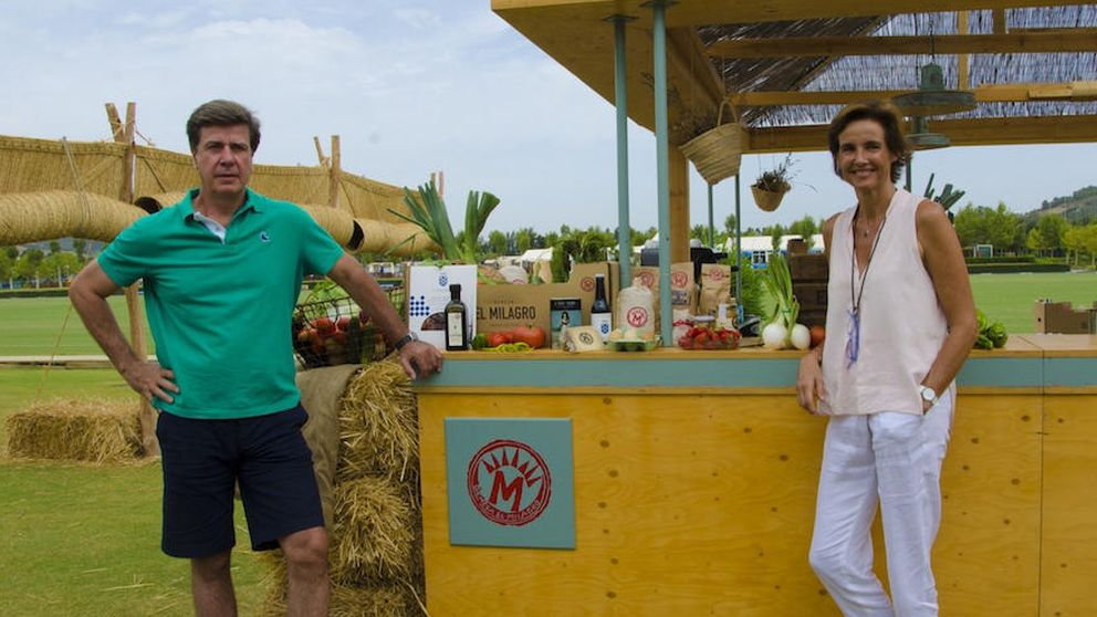 Blanca, la granjera de los Entrecanales que hace negocio con los Alba