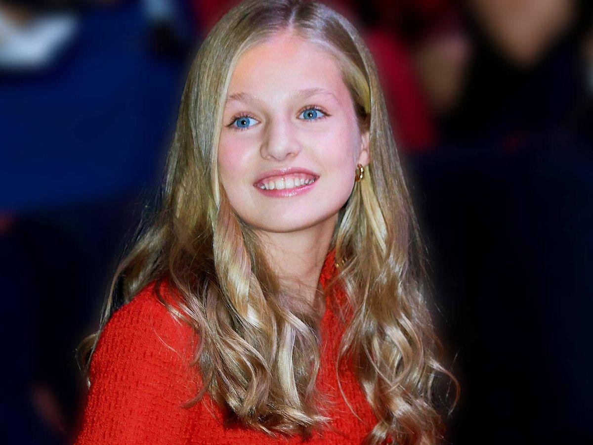 Foto: La princesa Leonor. (Limited Pictures)