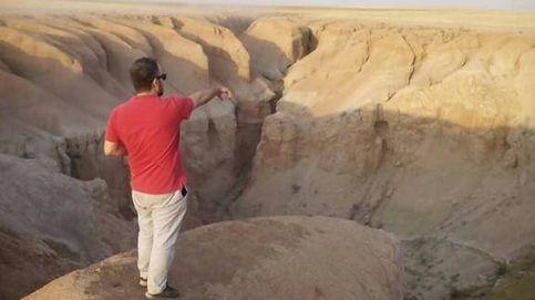 De zona de picnic familiar a fosa común del ISIS: Un posible castigo para los impuros