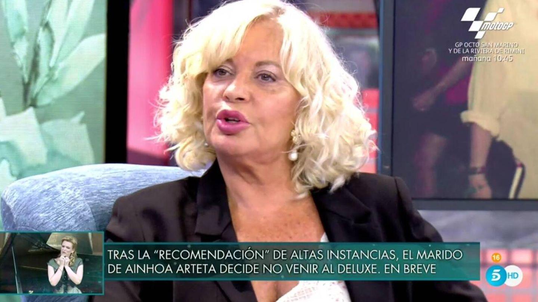 Bárbara Rey. (Telecinco).