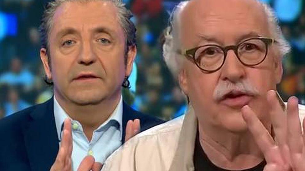 Monegal y Pedrerol cargan contra TV3 por la entrevista al exalcalde de Medellín