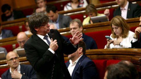 Puigdemont ofrece en Cibeles su última oferta de referéndum para Cataluña