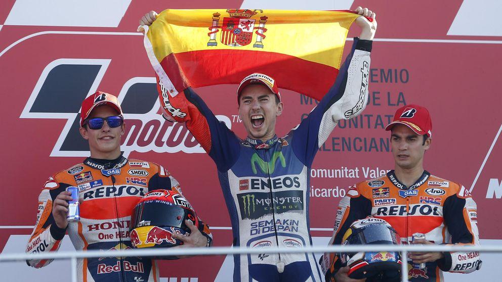 Ya lo dijo Capello: Lo de Márquez-Rossi fue un España-Italia... y ganó España