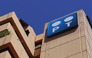 Portugal Telecom se hunde casi un 20% tras el registro de sus oficinas
