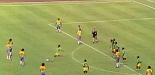 Post de Mwepu Ilunga: se cumplen 45 años de la jugada más loca de los Mundiales