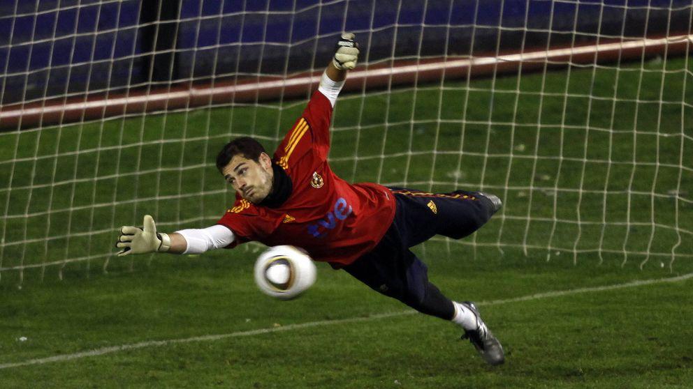 La selección española dice adiós a Casillas, capitán de su época dorada