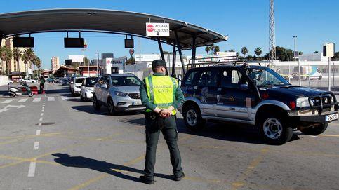 34 detenidos y 300.000€ intervenidos en una operación contra el blanqueo en La Línea