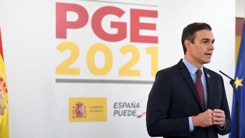 El presidente del Gobierno, Pedro Sánchez. (EFE)