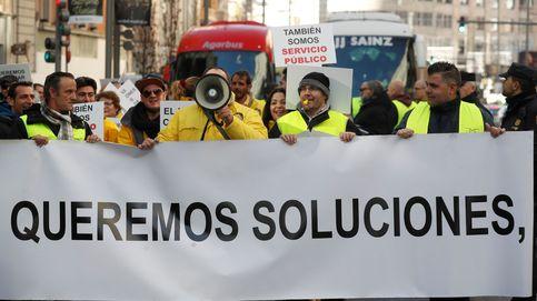 Autónomos, motos de reparto: 'urgencias' no resueltas en Madrid Central