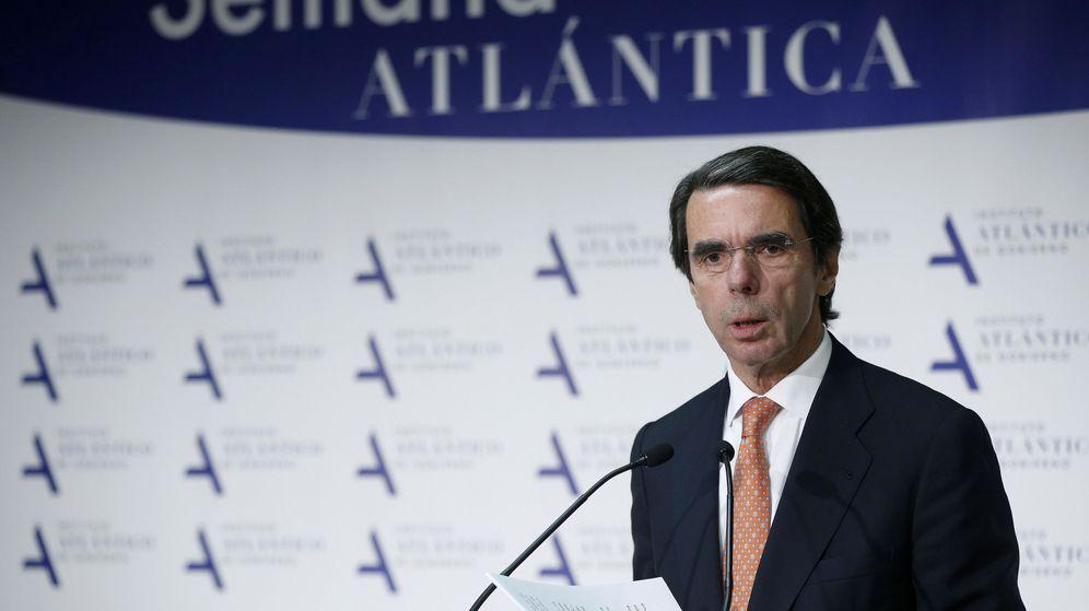 Foto:  El exjefe del Ejecutivo José María Aznar. (EFE)