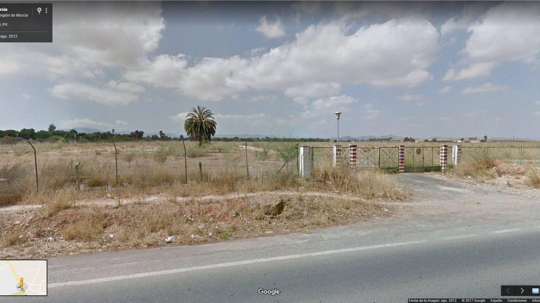 No parece muy relevante el lugar, aunque nunca se sabe. (Street View)