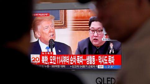 Trump cancela la reunión con Kim Jong-Un por la hostilidad de Corea del Norte