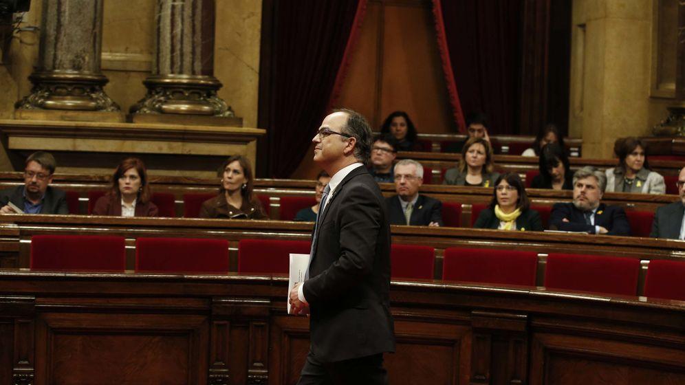 Foto: El candidato de Junts per Catalunya (JxCAT), Jordi Turull. (Reuters)
