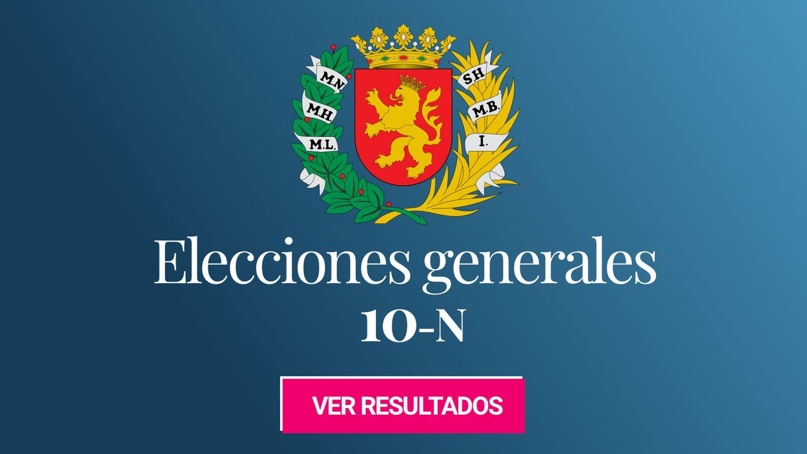 Foto: Elecciones generales 2019 en Zaragoza. (C.C./EC)