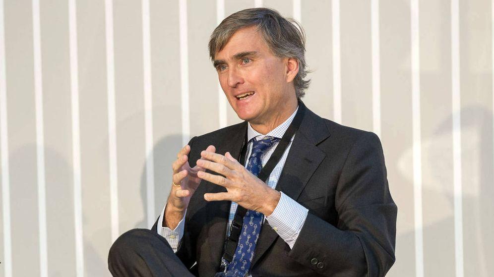 Foto: El gestor Francisco García Paramés.