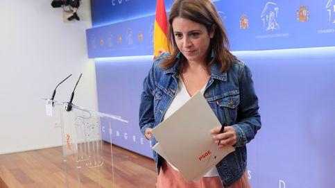 El PSOE apoyará la tramitación de la ley de UP para rebajar los delitos de injurias al Rey