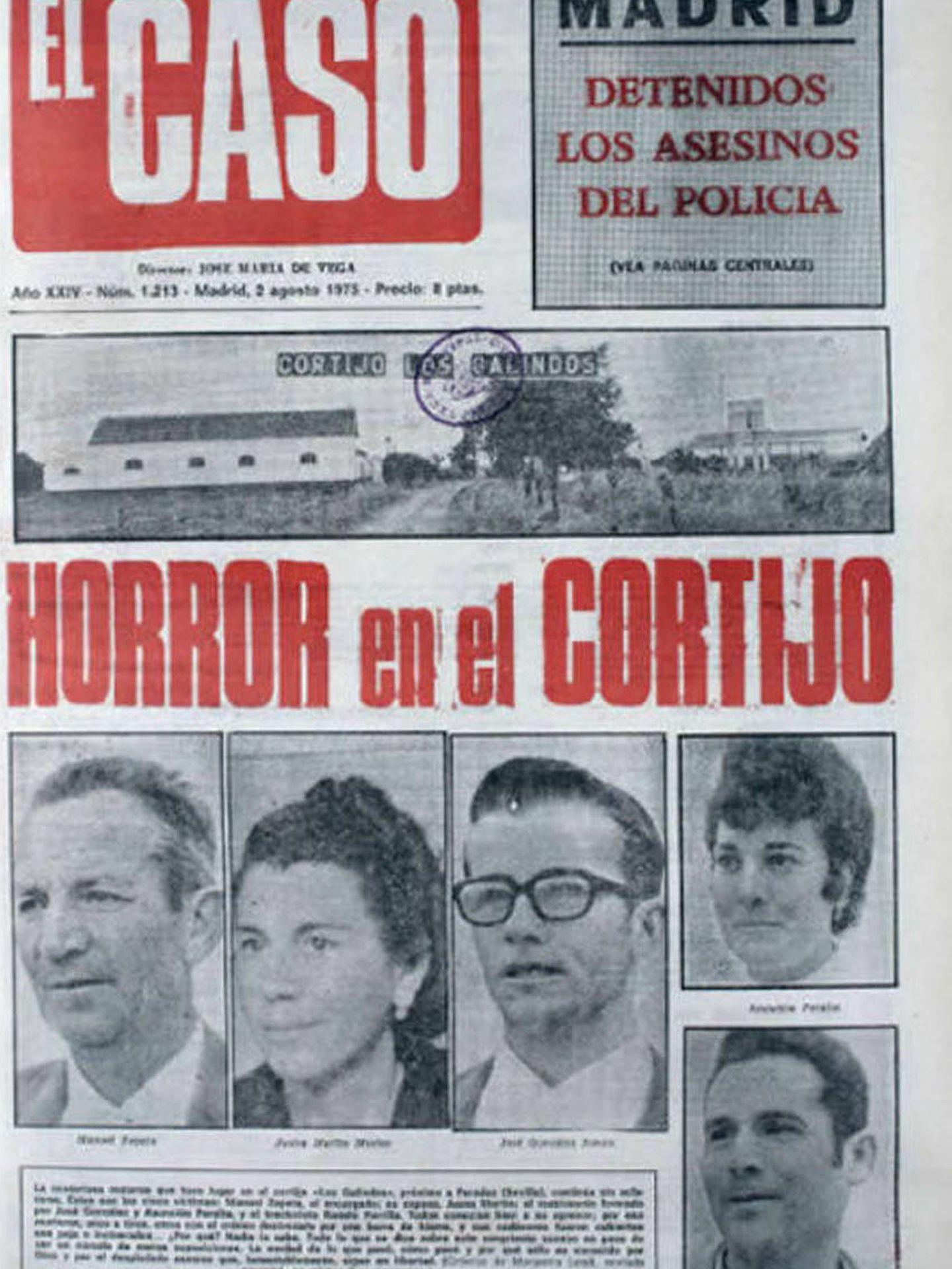 El crimen de los Galindos en 'El Caso'