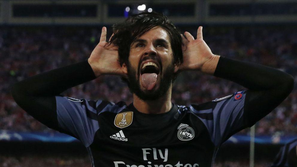 El largo y tortuoso trayecto de Isco para hacer olvidar a Bale