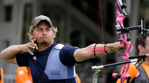 El arquero olímpico que parece gemelo de Leonardo DiCaprio